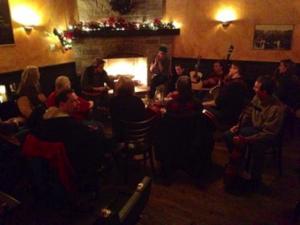 Folk Club anniversary